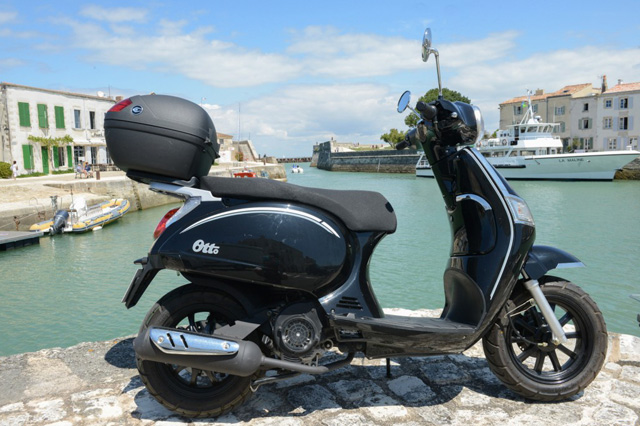 Scooter 125cm3